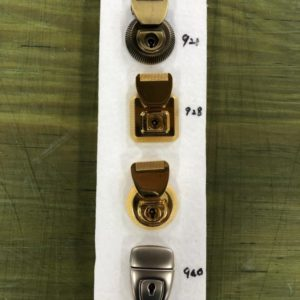 錠前 4種類